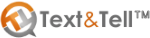 Text & Tell logo